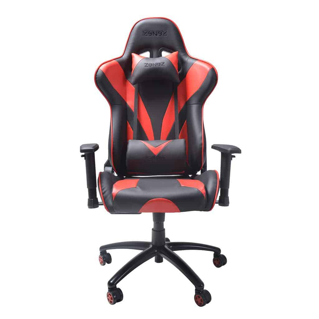 ZENEZ Gaming Chair Video Game Chairs Racing Style